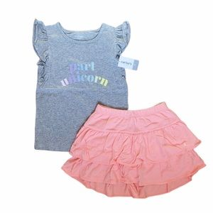 NWT Gymboree/Carter's outfit